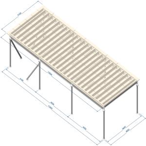 Tussenvloer-650kg-platform-magazijn-vloer-tussenverdieping
