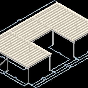 Etagevloer-mezzanine-montage-bordesvloer-entresol-magazijnvloer