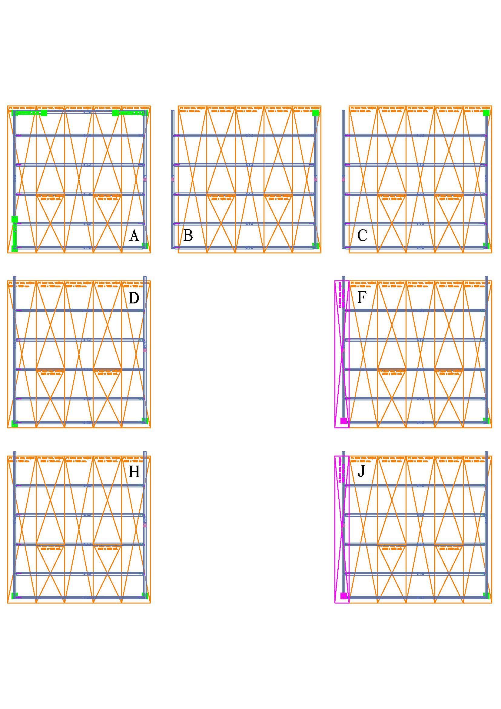 Platform-constructie-magazijn-etagevloer-bordesvloer-U