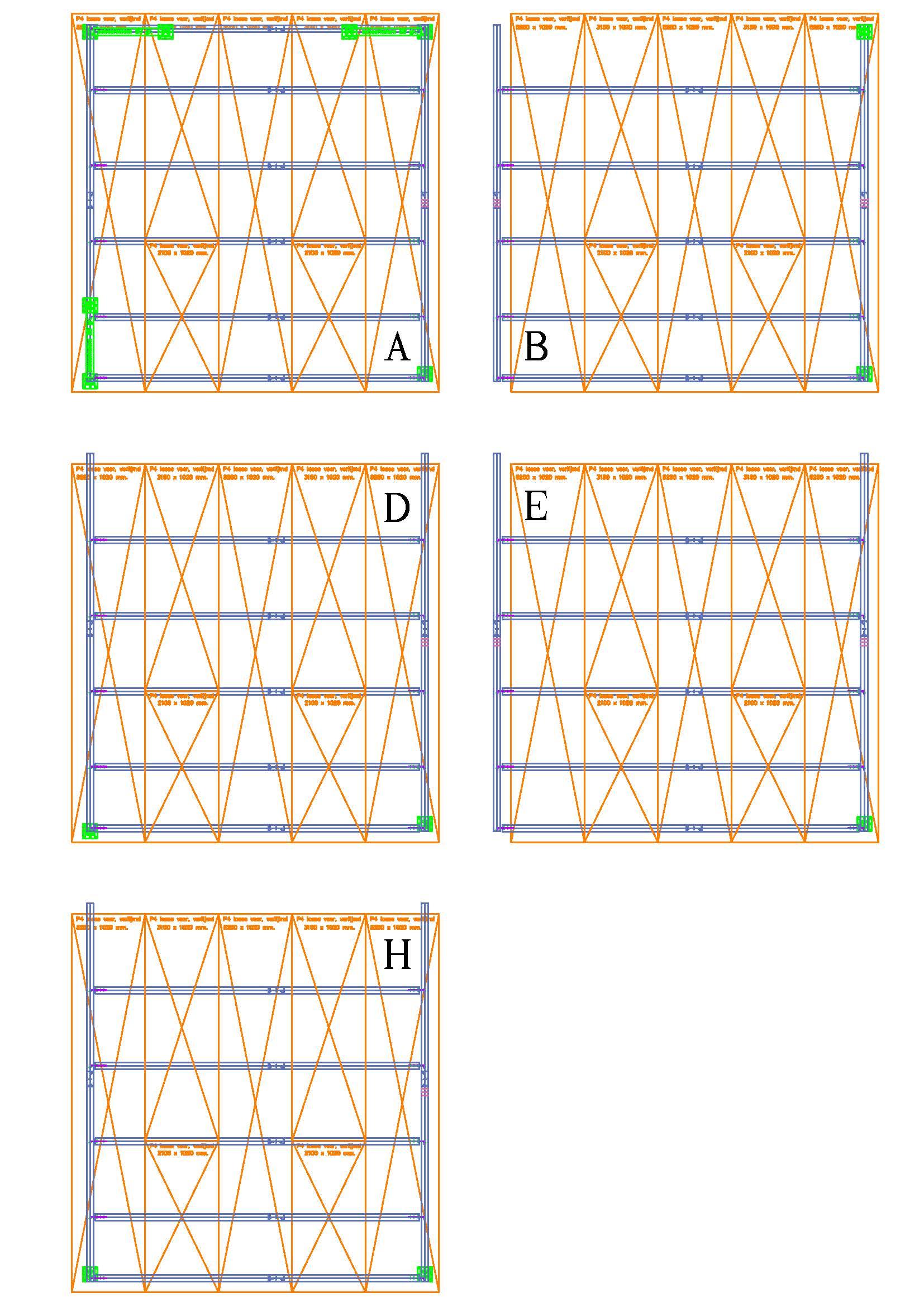 Rechthoekig-platform-mezzanine-etagevloer-etagevloer-bordes