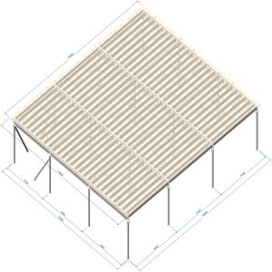 tussenverdieping-Mezzanine-tussenlvoer-bordesvloer-entresolvloer-magazijn-platform-begra-profielnorm